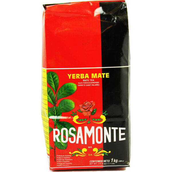 Rosamonte - Mate Tee aus Argentinien