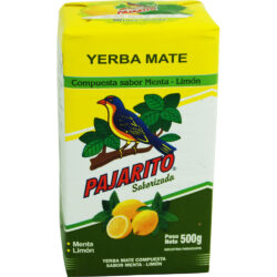 slide 3 to 4 of 2 Pajarito Menta Limon - Mate Tee aus Paraguay