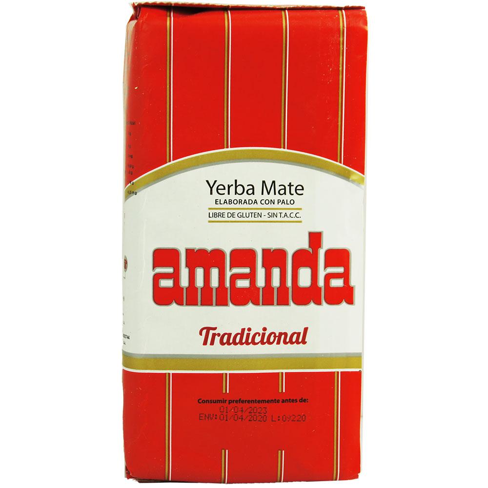 Yerba Mate Tee Amanda